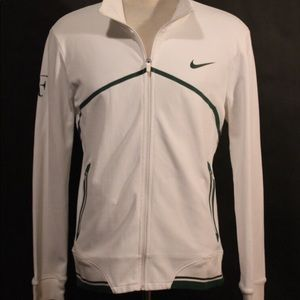 Federer Nike Tennis Jacket